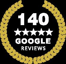 140 Reviews White