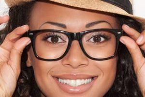 african american woman wearing eyeglasses 300x200
