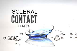 sclerals contact lenses near me