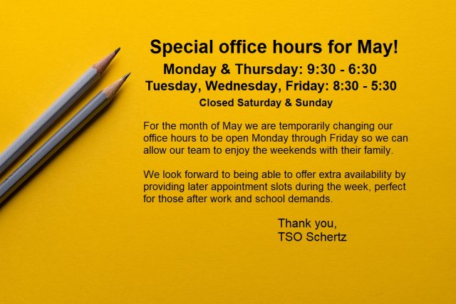 May office hours1