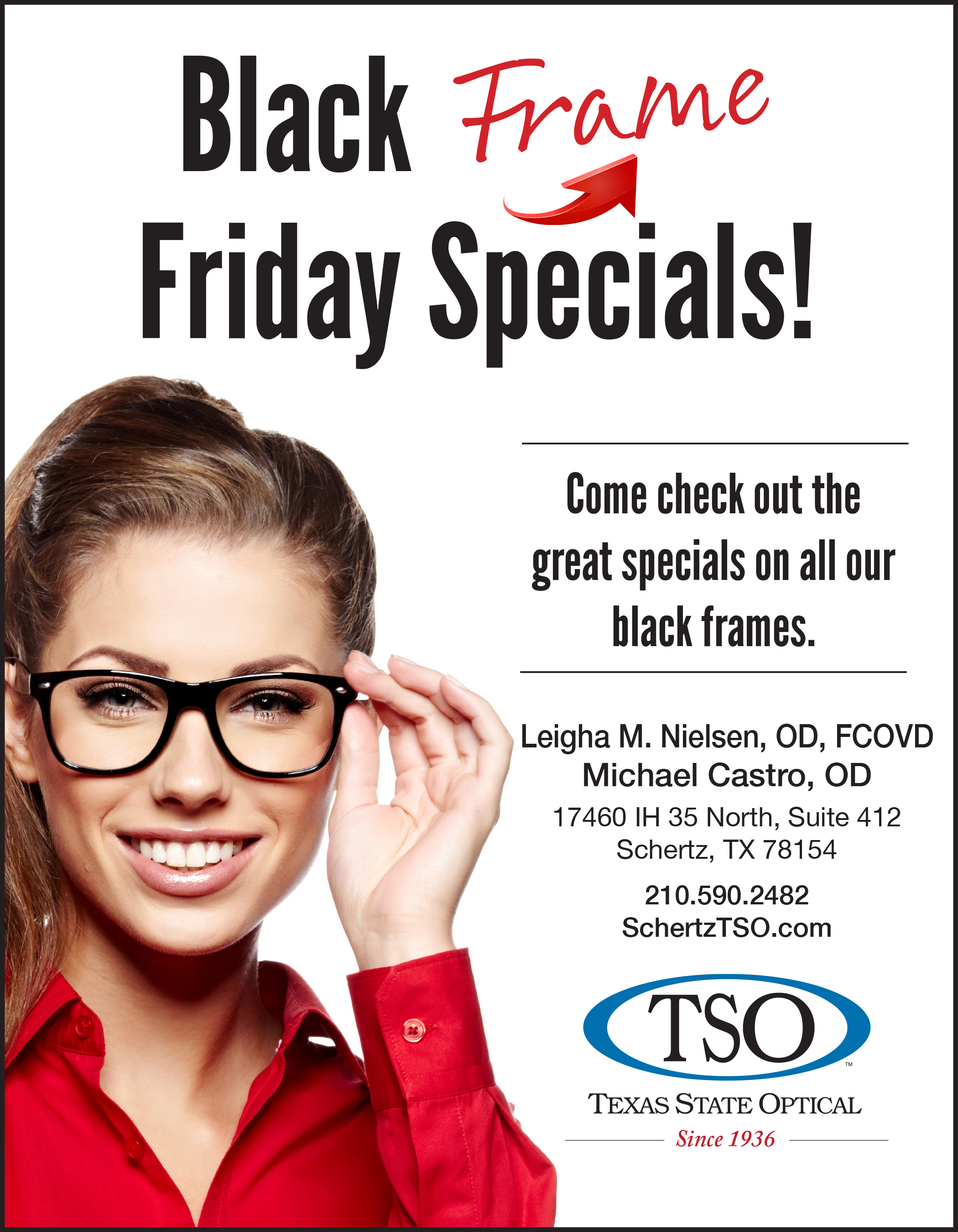 Black Friday Ad Schertz