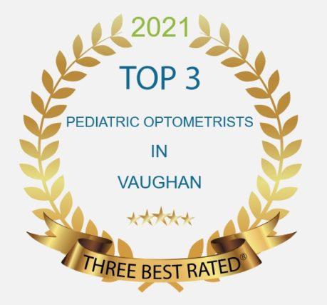 Optometrists in Vaughan Award 2021 Lowy and Sewell Eye Care Eye Doctor Near You