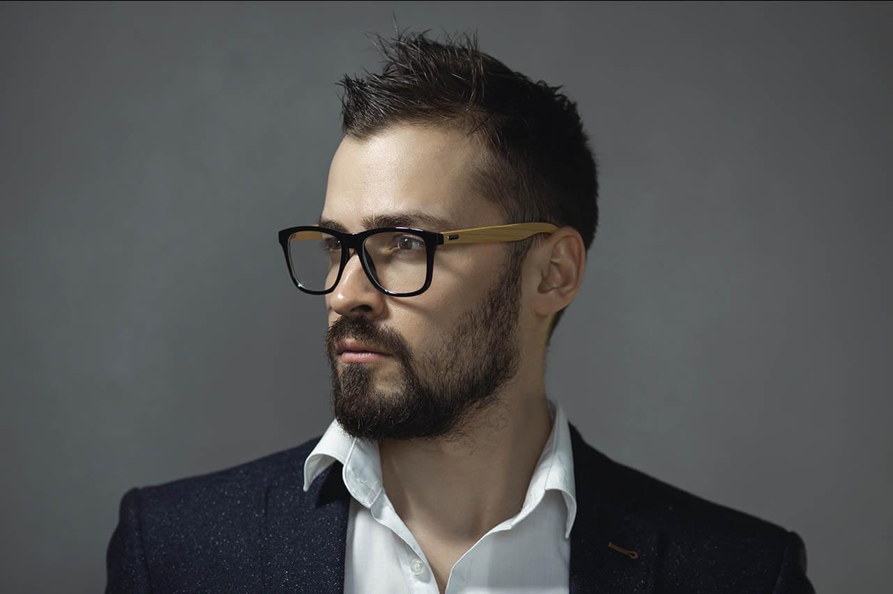 Confident Man Glasses_1280x853