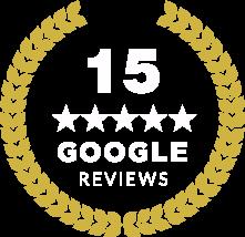 15 Reviews White