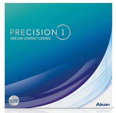 precision alcon dailies