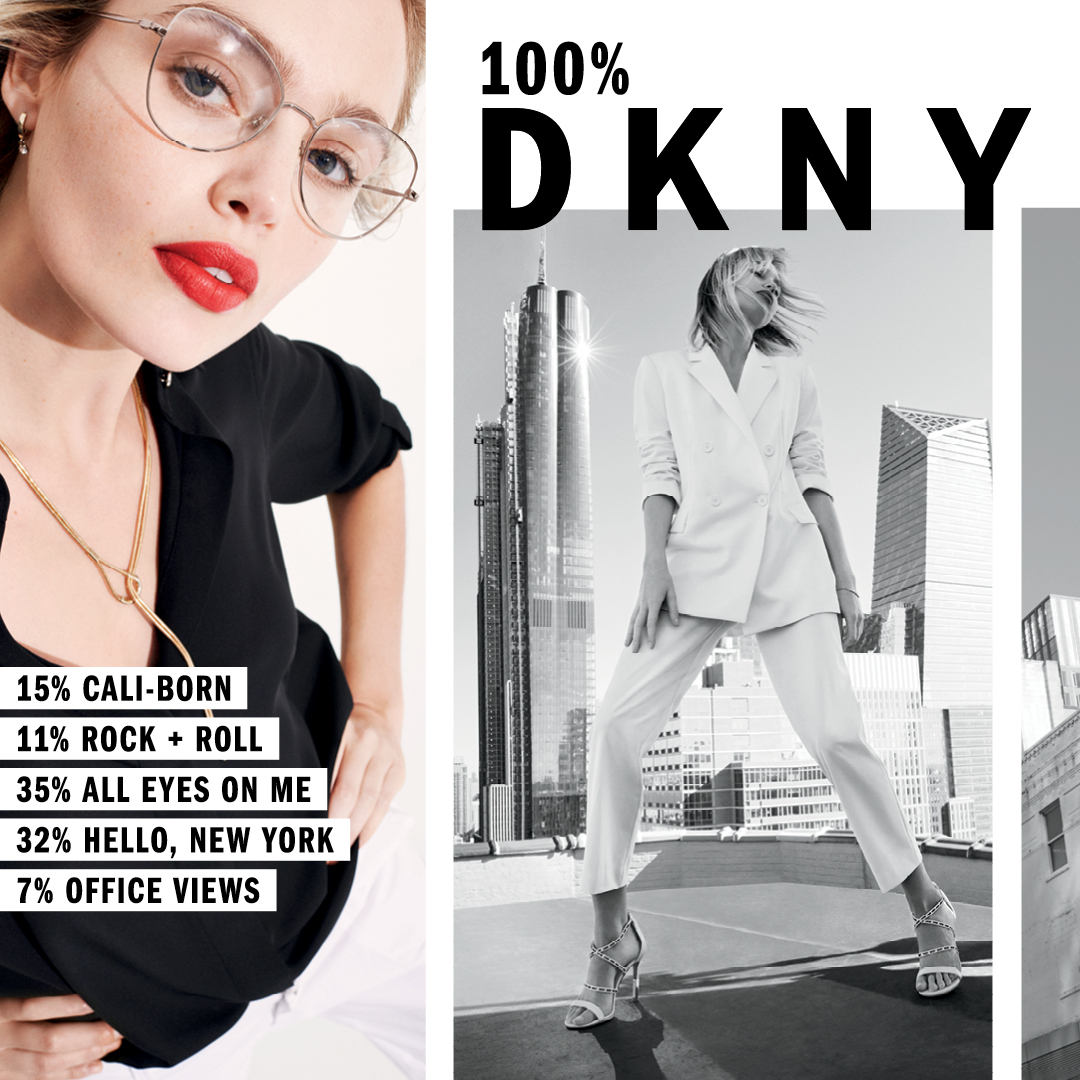 DKNY Glasses CA