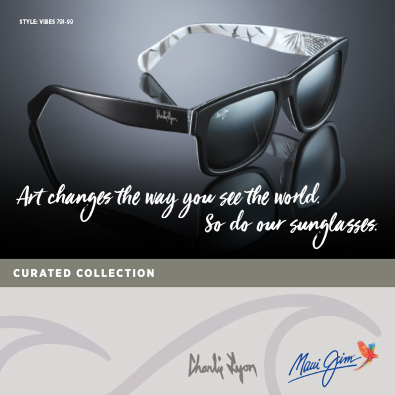 Maui Jim Black Sunglasses