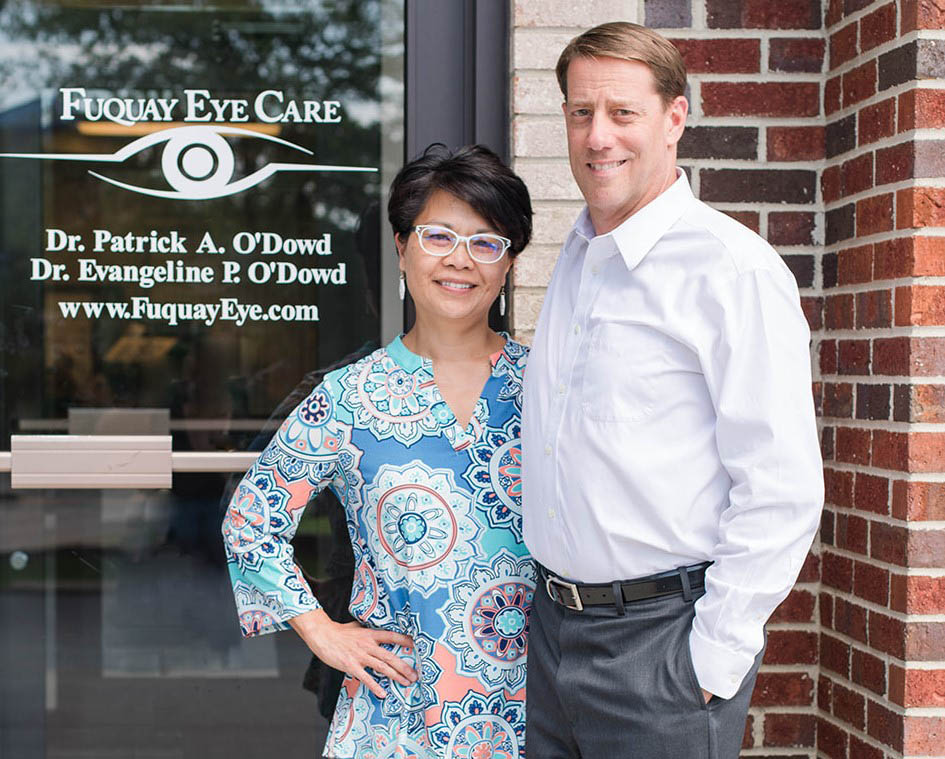 Optometrist, picture of fuquay eye care doctors in Fuquay Varina, NC