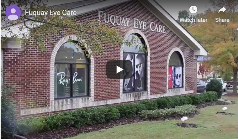 Video - The optometrists at Fuquay Eye Care