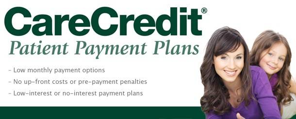 Ad for CareCredit