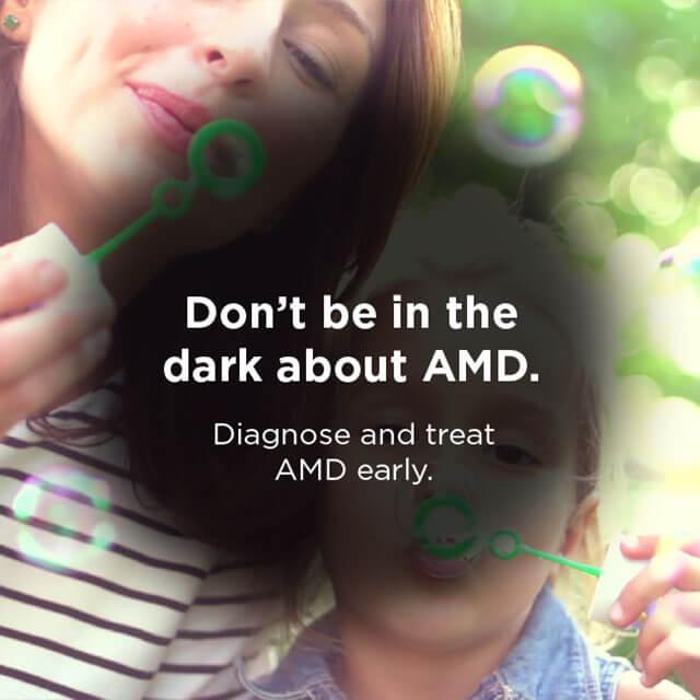 AMD Dark Adaptation