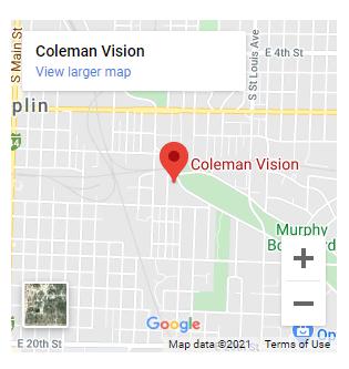 map coleman vision