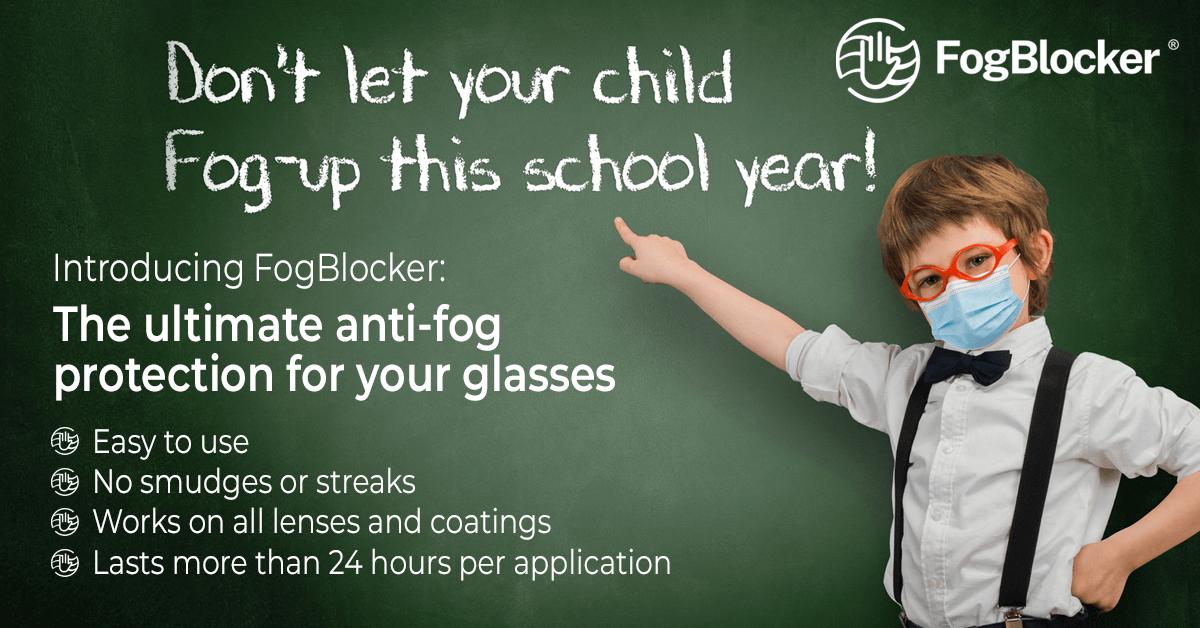 FogBlocker Back to School