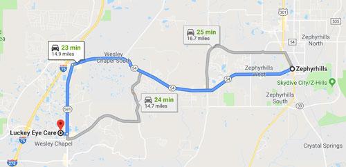 mapzephyrhills