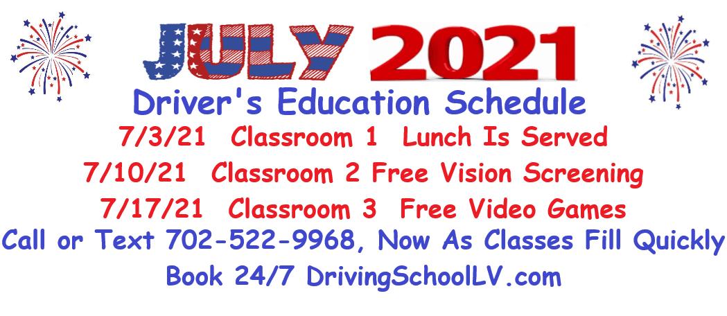July DE 2021