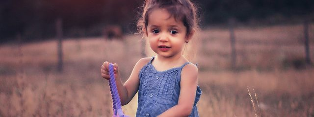 eye exam, cute child girl in Belmont North Carolina