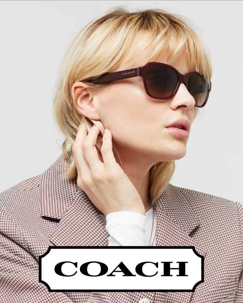 Coach Sunglasses in Clio, Michigan