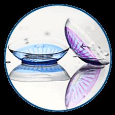 scpecialty contact lenses optimized