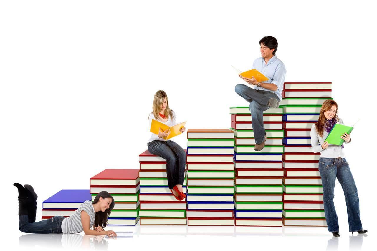 Student Books Reading 1280×853