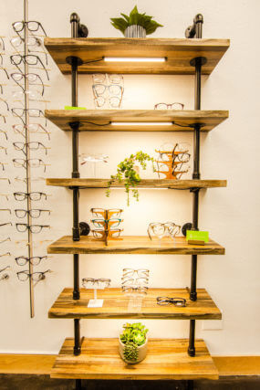 our eyewear collection