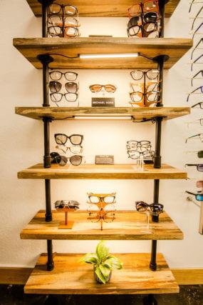 prescription eyeglasses Austin