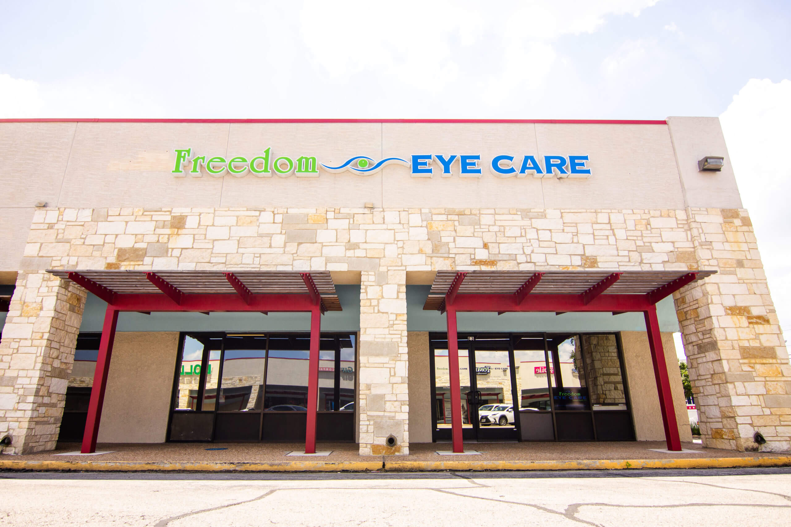 our eye care center in Austin, TX