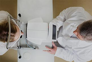 Eye Doctor Vs. Contact Lens Specialist