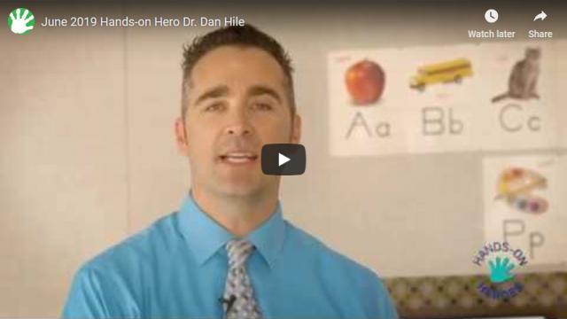 Screenshot 2019 06 10 June 2019 Hands on Hero Dr Dan Hile YouTube