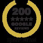 QueenStreet 200Reviews Badge