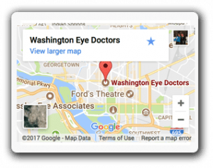 Eyecare service in Washington, DC