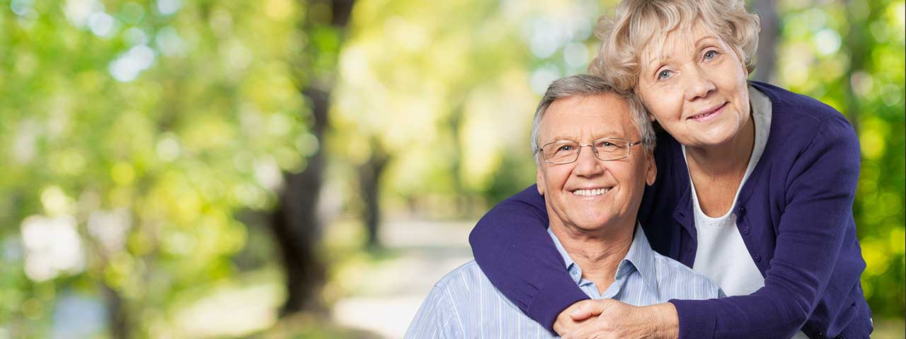 optometrist, old couples with macular degeneration sitting in Copperas Cove, TX