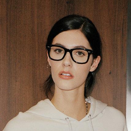 ray ban eyeglasses black rim
