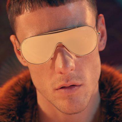 ray ban man gold sunglasses 640×640