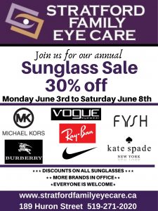 2019 sunglass sale canva