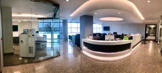 lasik center chu eye institute office view