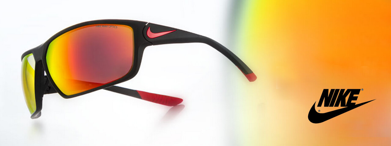Family Wearing Nike Designer Eyeglass Frames