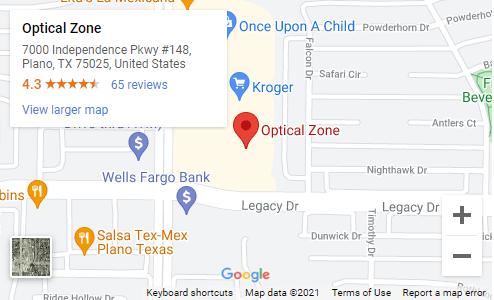 googlemap opticalzone