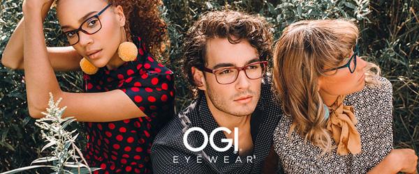Young People Wearing OGI Designer Eyeglass Frames