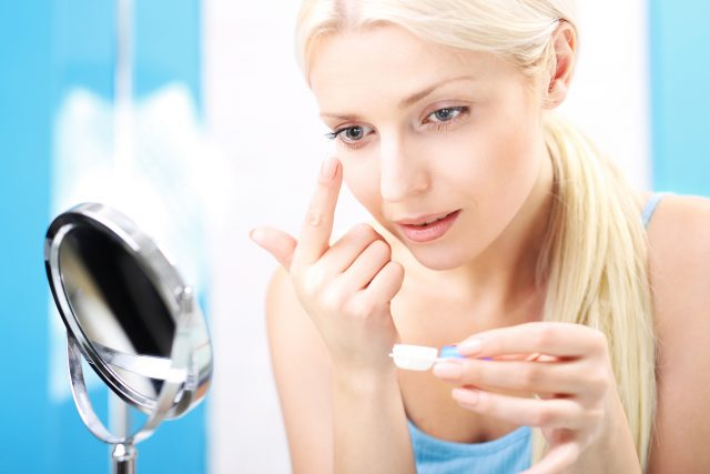 contact lenses in Sherwood Park
