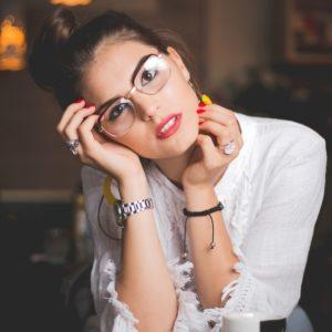 young woman wearing stylish glasses 640 300x300