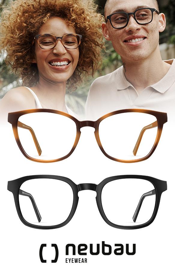 Neubau Eyewear in Athens, GA