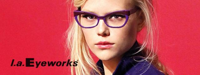 l.a.Eyeworks, Optometrist in Billings, Montana
