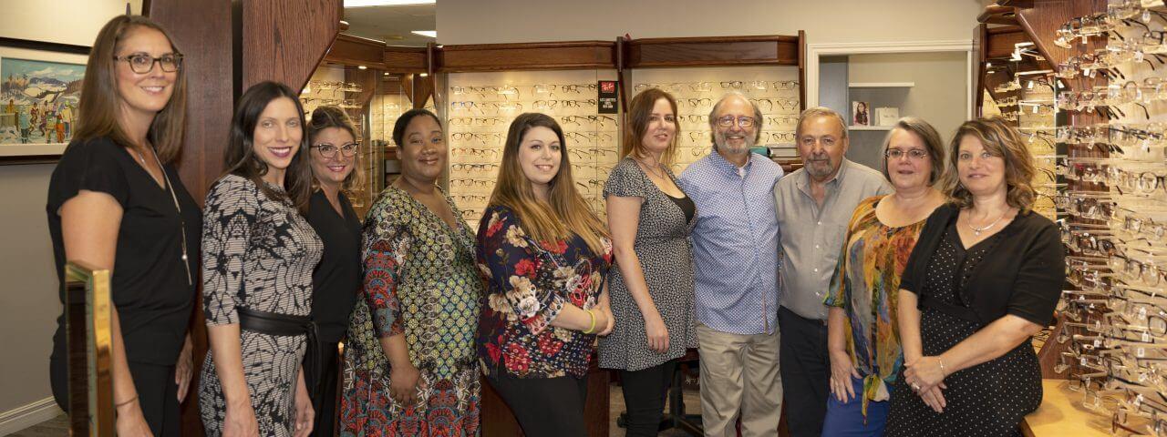 Our Eye Care Staff in Ottawa, Ontario