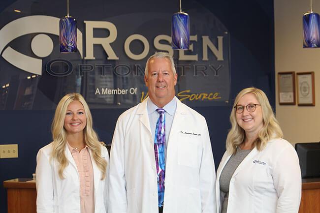 Rosen Optometry Optometrists