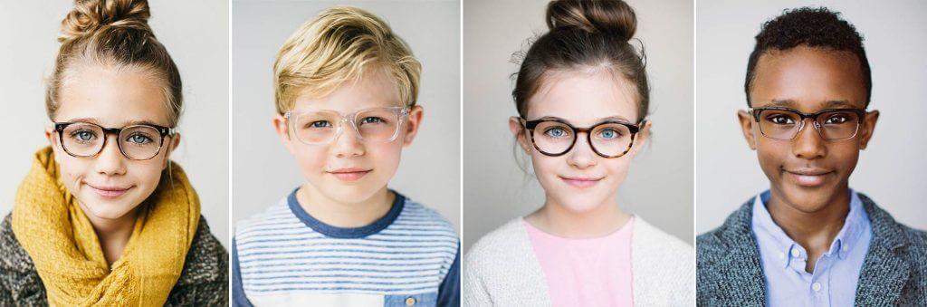 warby parker kids glasses