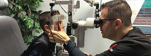 Optometrist, Myopia Control in Houston, TX.