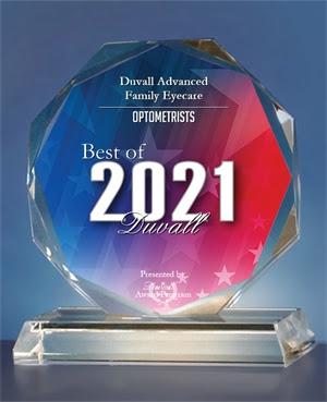 2021 Best of Duvall Award