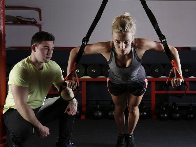 female body training