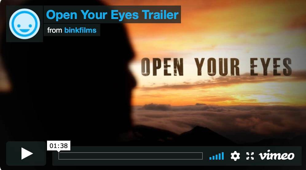 Open Youe Eyes With Dr. Kerry Gelb