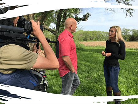 8 Louisburg Kansas with Carey Gillam. Discussing Racheal Carson and environmental toxins 1